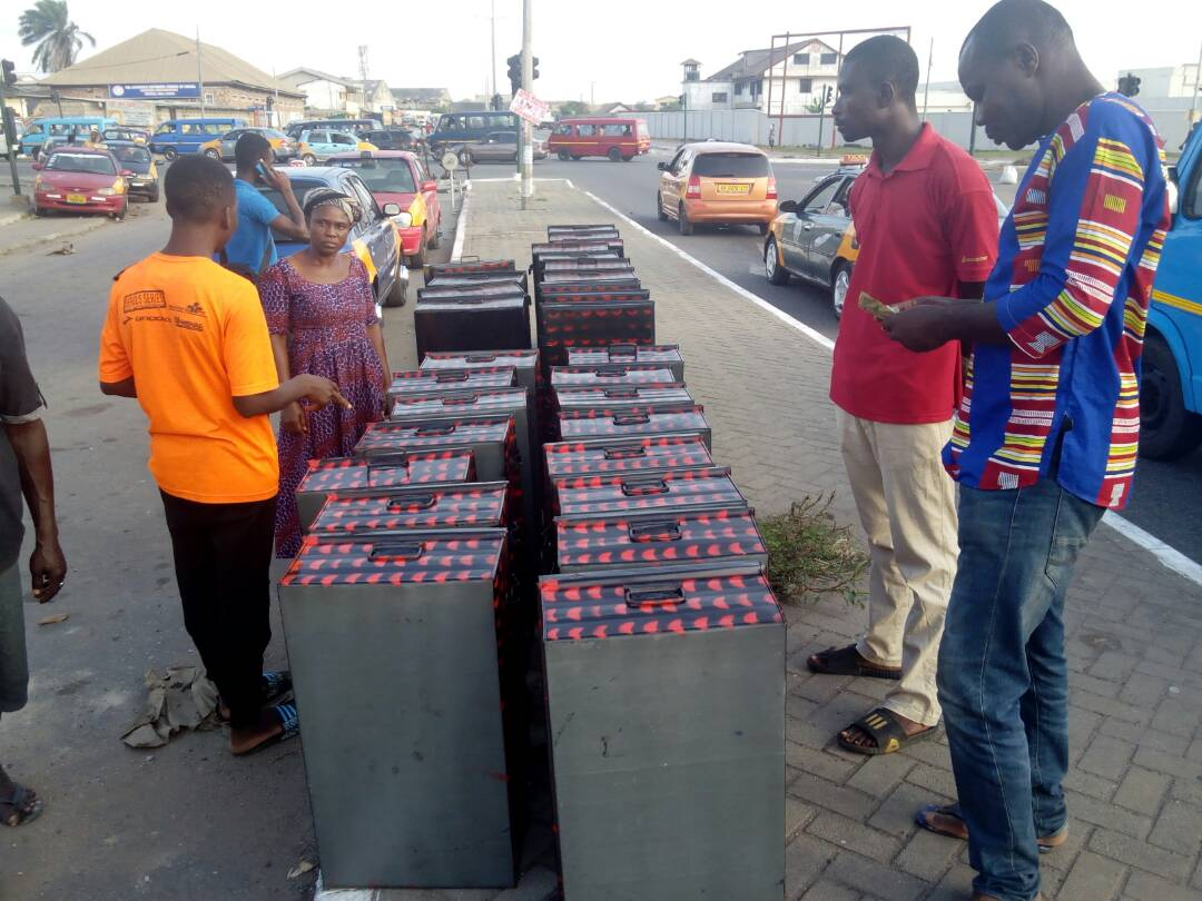 Free SHS resurrects collapsing trunk industry