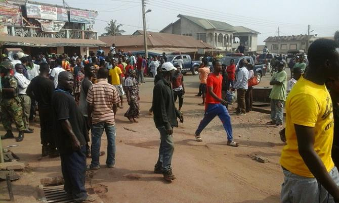 Chief angry over rowdy conduct of NPP vigilante group