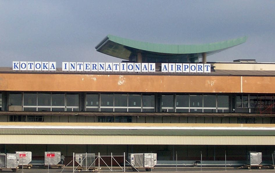Change the name of Ghana's international airport from a coup maker-CPP man demands