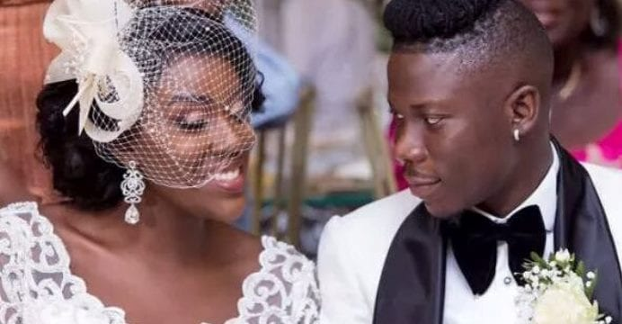 I know my marriage to Louisa broke lots of hearts – Stonebwoy