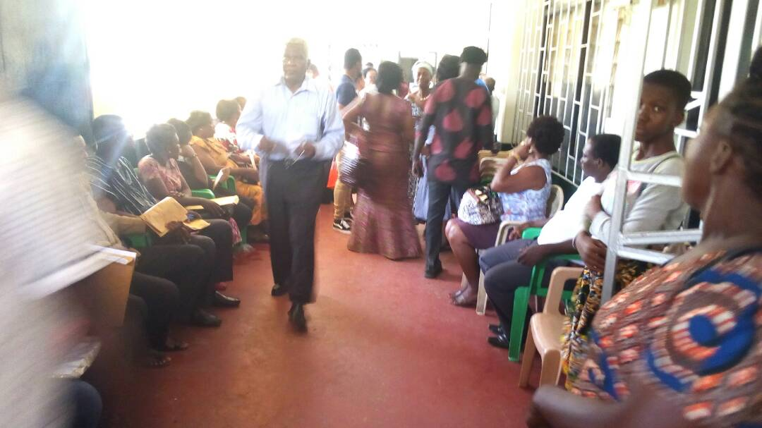 "TEMASCO Headmistress  assaulted by angry parents over ""snail"" pace admission process"