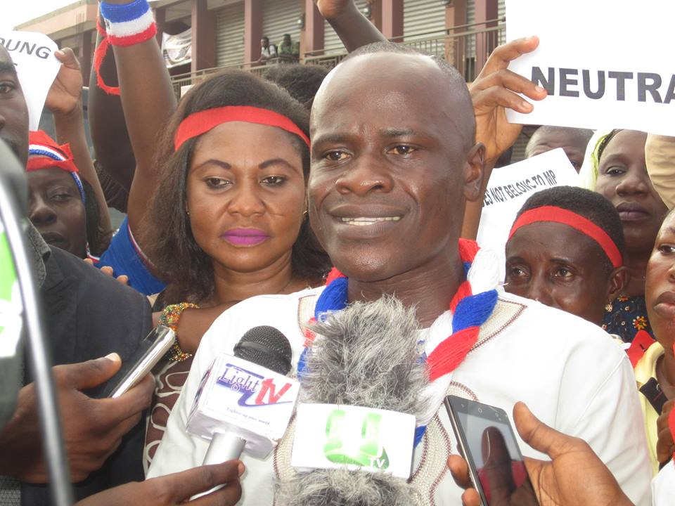 We don't need chiefs in NPP – Young Patriots