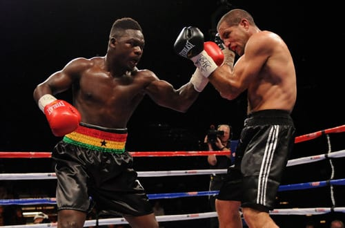 Things you did not know about boxer Bastie Samir