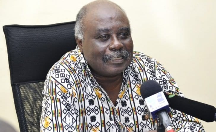 Dr Charles Wereko-Brobby prosecuting anti-gov't agenda-NPP Vice Chair