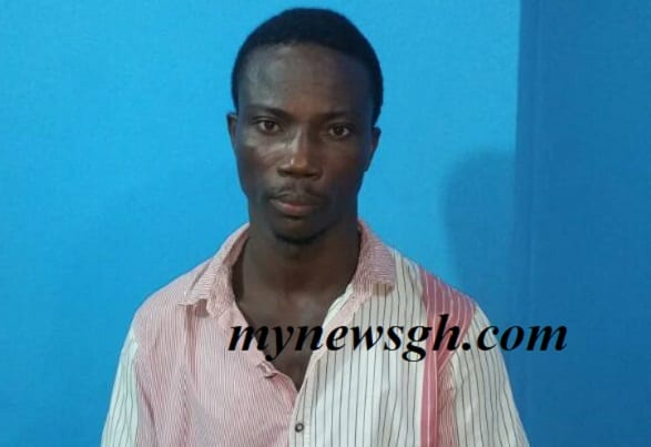 Accra most wanted car snatcher busted