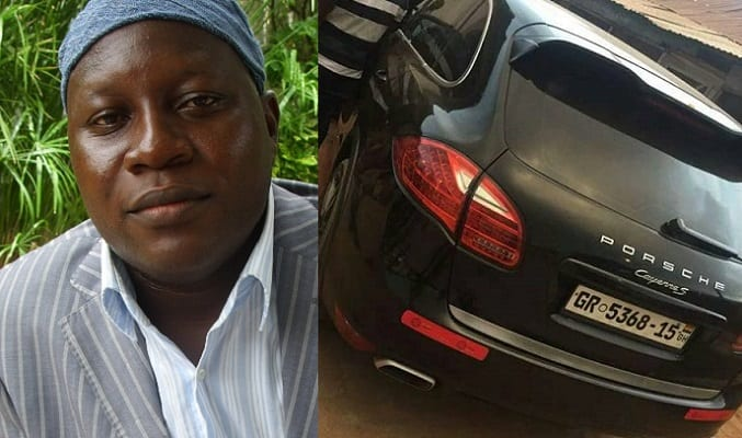 Tamale Chief in car stealing scandal