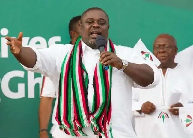 Where is Ayisi-Boateng?-Anyidoho asks