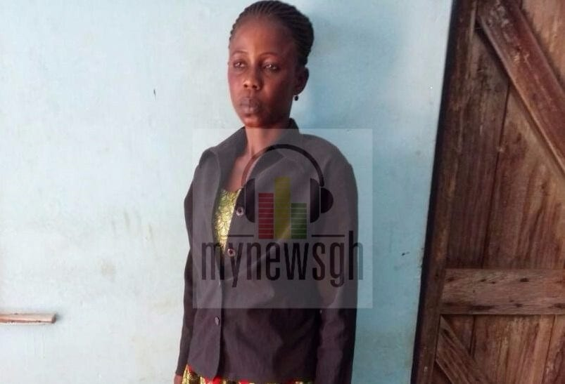 Housewife jailed 3 years for chopping off husband's ear over sex