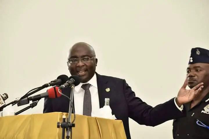 Ghana can overtake America and UK in development-Bawumia