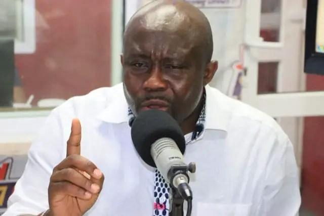 Nenyi George Andah outlines 2018 plan for Awutu Senya West
