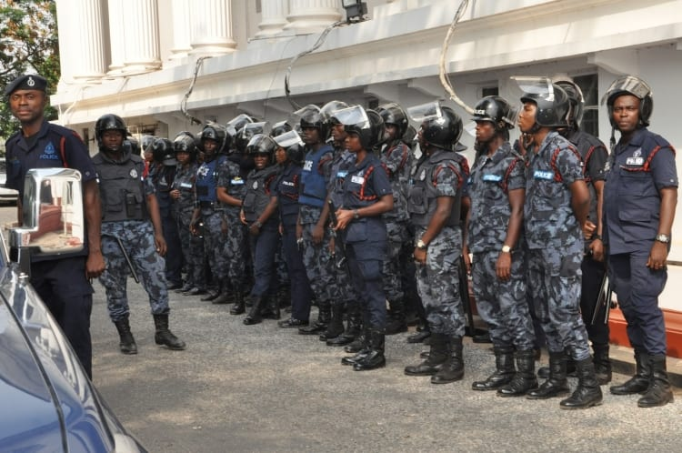Examination leakage hits police promotional exam