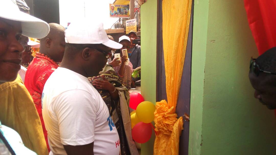 Ashaiman Municipal Assembly tackles Open Defecation with 2000 household toilets