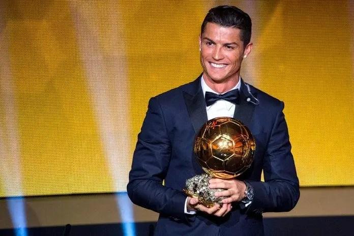 Ballon d'Or 2017: Cristiano Ronaldo beats Lionel Messi to win fifth award