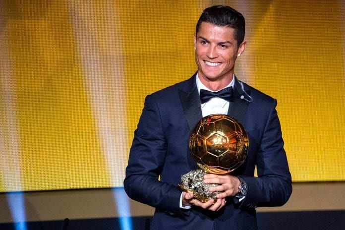 Ballon d'Or 2017: Cristiano Ronaldo beats Lionel Messi to win fifth award