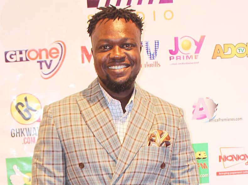 Ghanaian actors and actresses don't read – Eddy Nartey