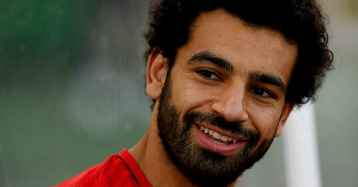 Mohammed Salah is BBC's African Footballer of the year