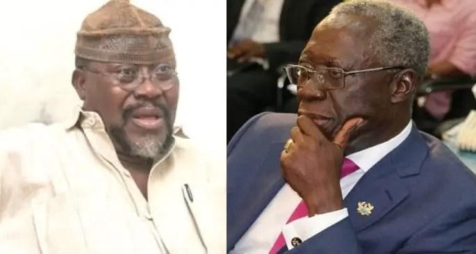 Marfo,  Nyaho must shut up over corruption in Ghana Football-Fmr Kotoko PRO