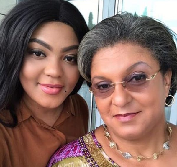 PICTURE: See Hannah Tetteh's 23-year old daughter