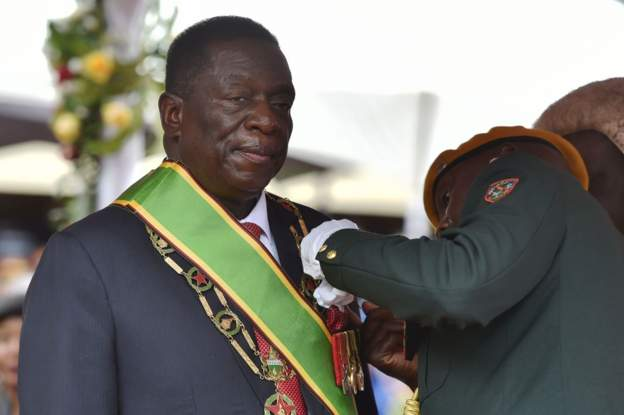 Man To Stand Trial For Insulting Mnangagwa