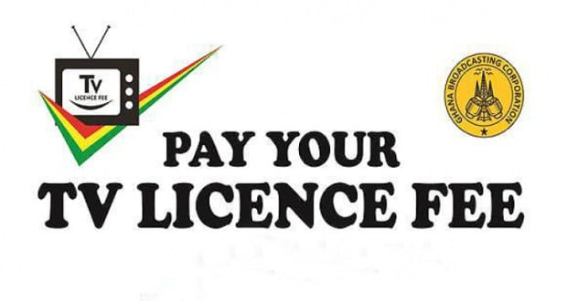 Re: Controversial TV license: GBC to deduct levies from workers salaries at source