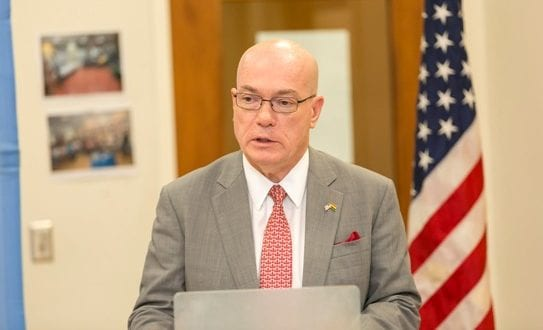 AUDIO: I cannot guarantee American visas for Gitmo 2-US Ambassador
