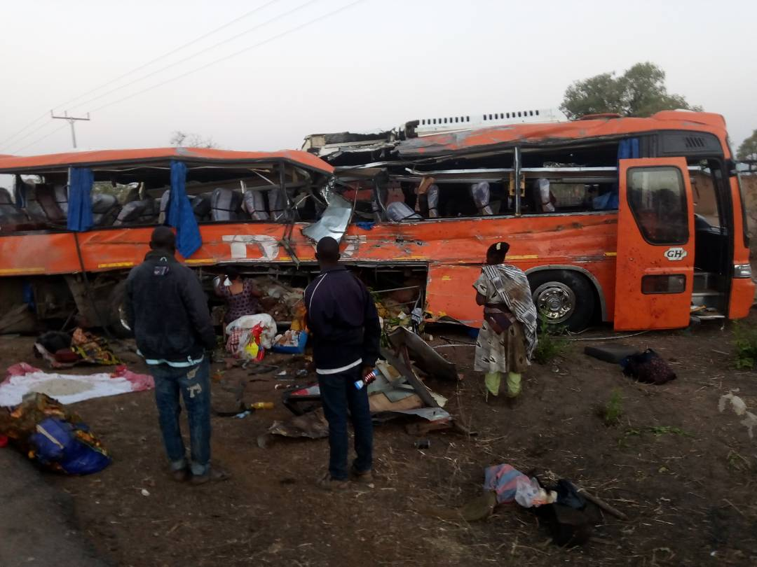 N/R: 9 killed, 30 injured in ghastly Yapei accident on Saturday dawn