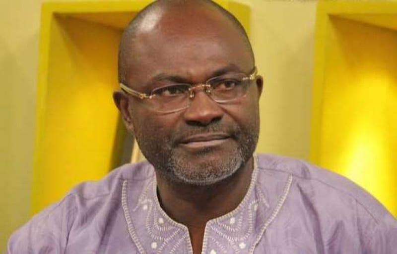 Ken Agyapong makes shocking revelations about his NPP membership, wife