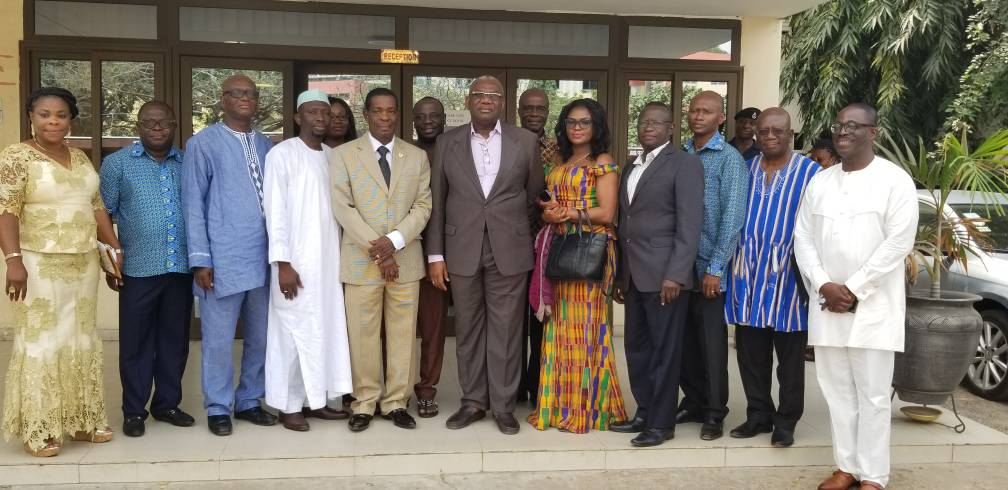 VRA Resettlement Trust Fund Board Inaugurated