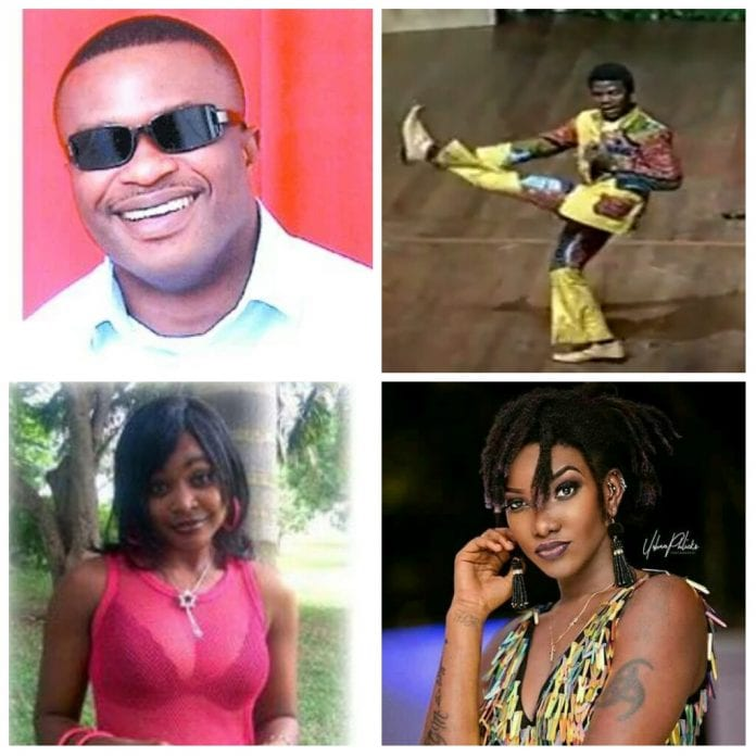 Top 5 Ghanaian celebrities who died through road accident