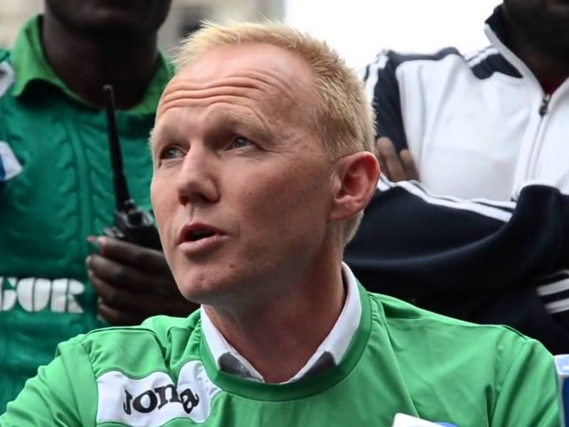Hearts Of Oak: Henry Lamptey takes over coaching duties as Nuttall has been sacked