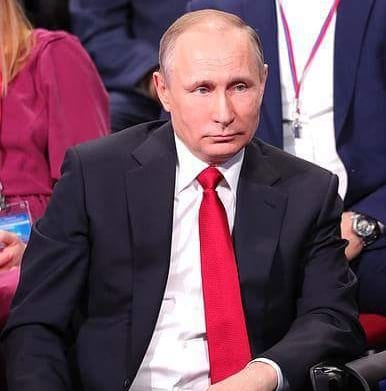 Breaking News: Putin wins Russia elections with over 70%