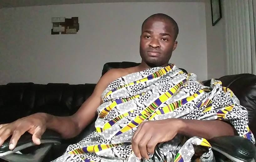 Meet Ghana's YouTube Conspiracy Theorist, Kwame EliYAHU
