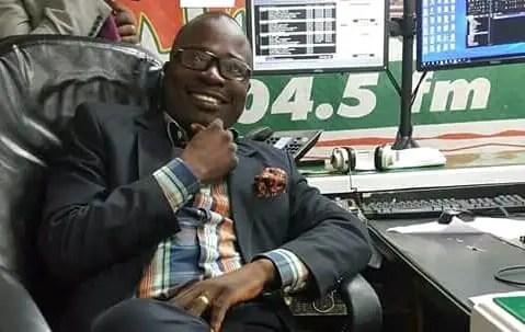 I'm not part of Foklex Media Awards- Aduanaba Kofi Asante Ennin