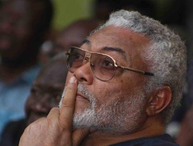 NDC humiliated Rawlings with Konadu's 3% in Sunyani- Victor Smith