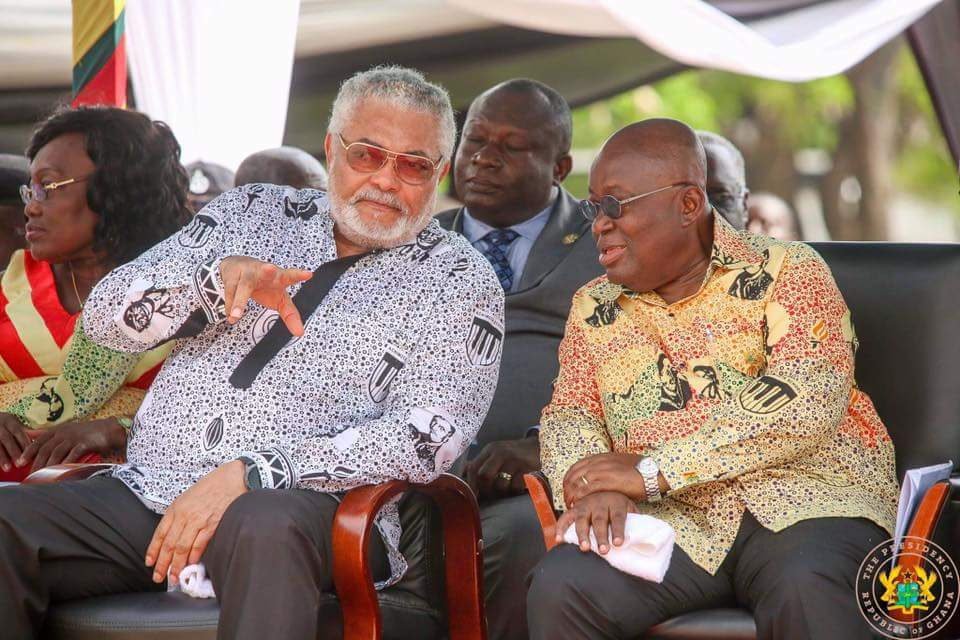 Rawlings no longer attacks Akufo-Addo because they're now in bed- Victor Smith