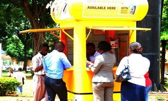 MTN 'unveils' Ghana Post GPS app as solution to 'momo vendors' robberies
