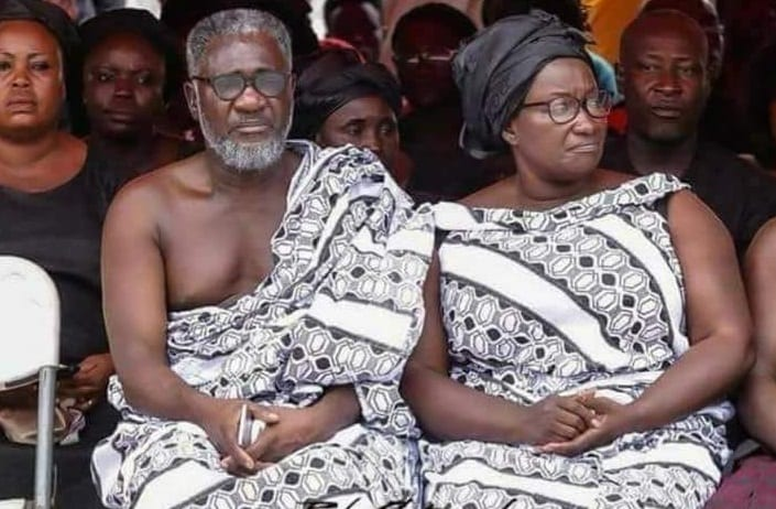 Ebony's separated parents to come back together again