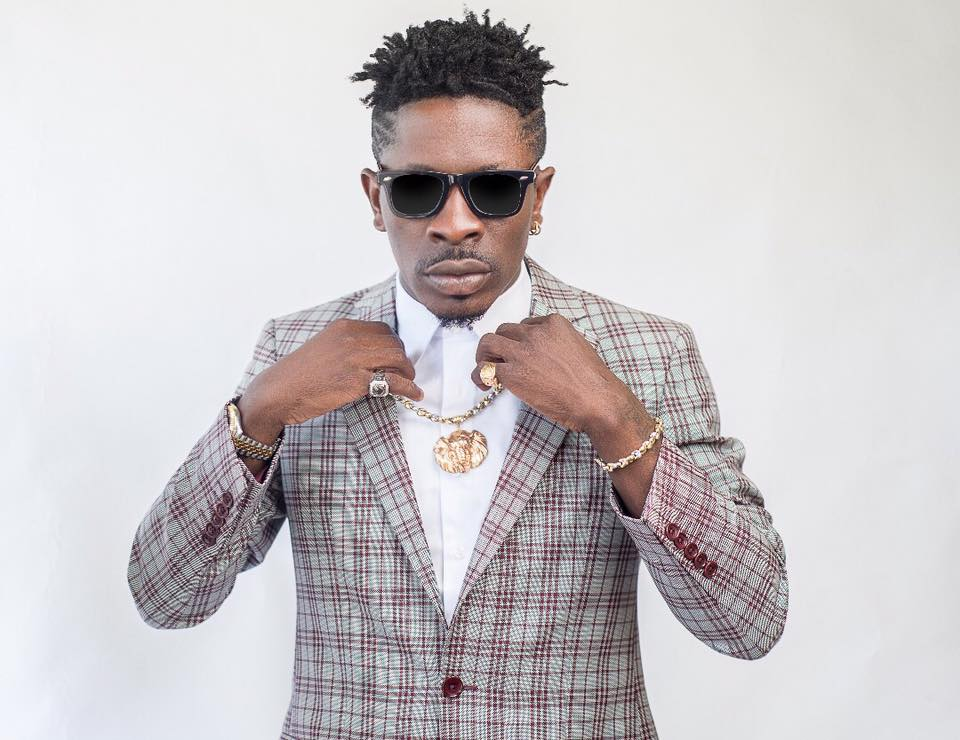 Chain Smoker Shatta Wale joins fight against Drug Abuse and Social Media is confused