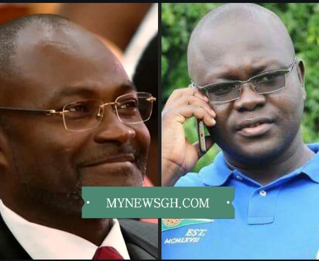We picked you and your 'big stomach' from Chicago- Ken Agyapong reminds Asenso Boakye