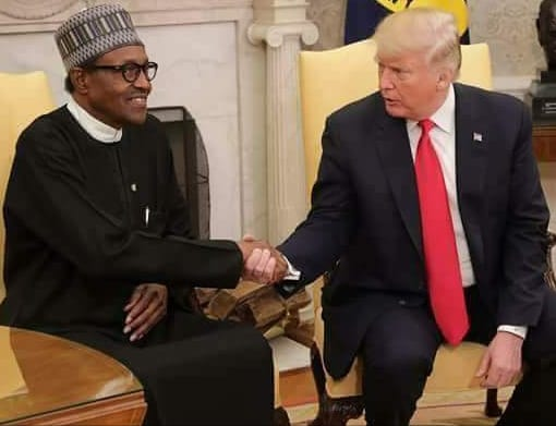 Trump issues strong warning to Buhari on the killing of Christians in Nigeria