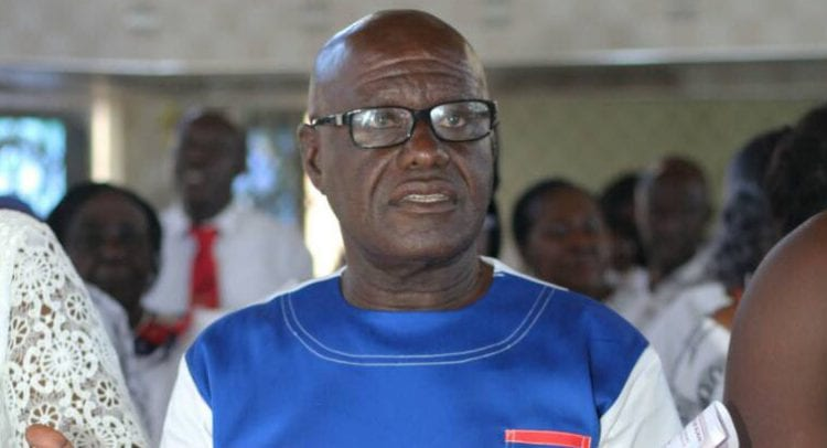Exclusive: Asare Bediako to officially pull out of NPP Regional contest today