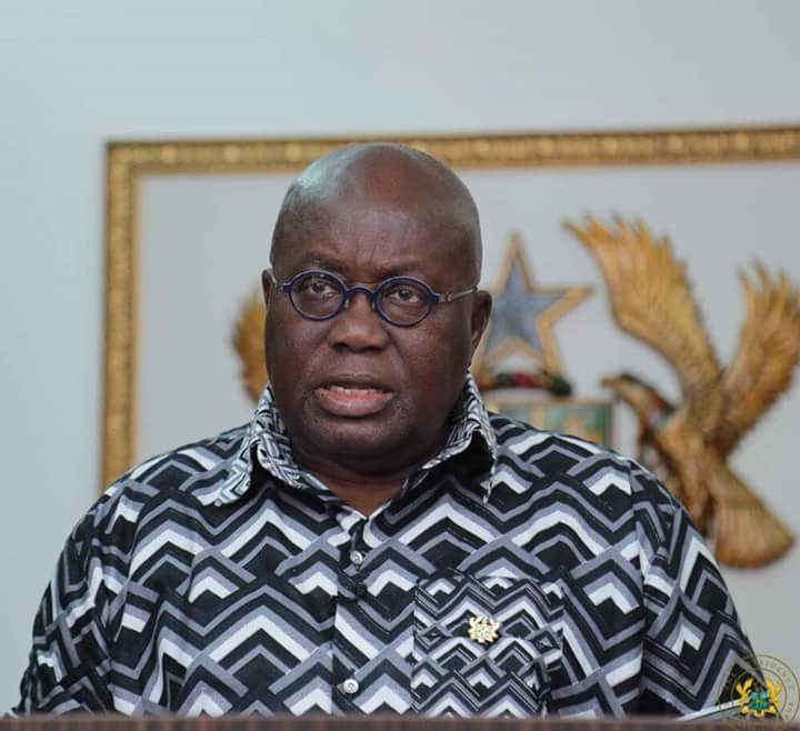US Deal: I feel outraged, defamed when accused of selling Ghana's sovereignty- Nana Addo