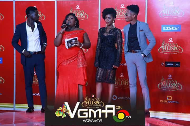 VGMAs '18: See what Kwami Eugene, Kidi, Counselor Lutterodt, patrons wore