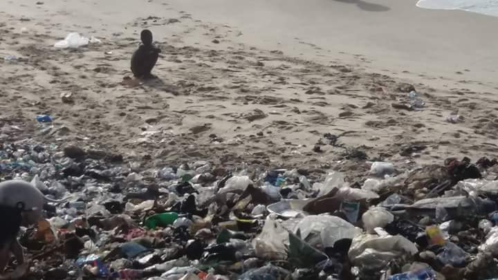 Only an uncivilized country will turn its beaches into toilets- Ken Agyapong