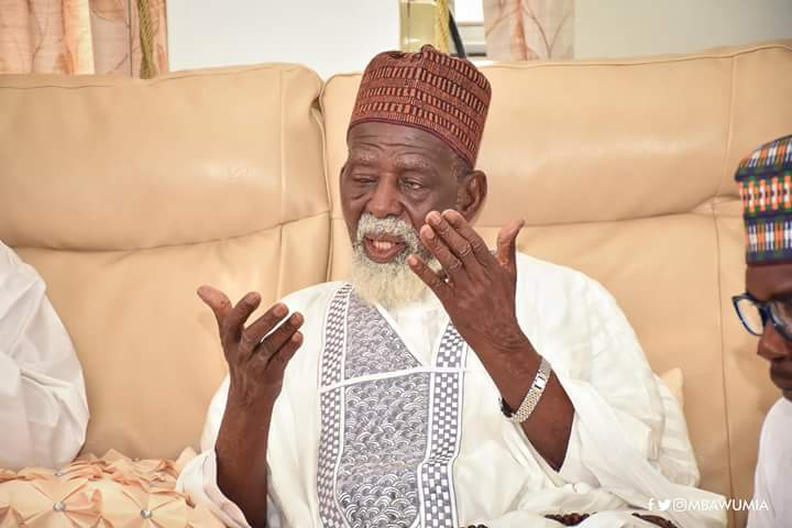 Is the Chief Imam 99, or 95 years today? Family sets record straight