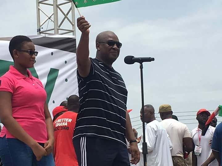 'Shoot-to-kill' approach inappropriate in fight against illegal mining- Mahama
