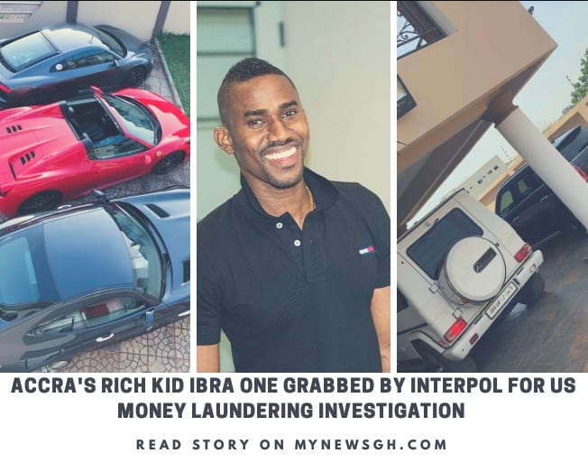 I 'faked' my arrest to test the loyalty of my boys- Ibrah 1 explains