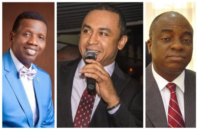 VIDEO: Anyone  who pays tithes to a pastor is a goat-Nigerian Pastor