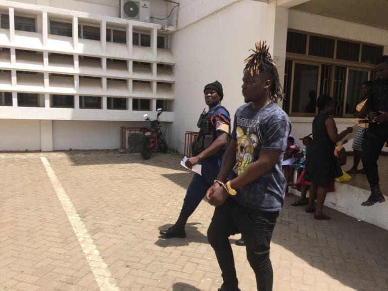Zylofon Cash's Halifax Ansah rescues WISA with GH¢10k  to pay court fine