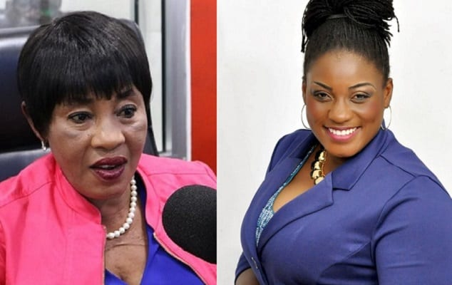 AUDIO: When did you arrive- Anita Desoso jabs Deputy Minister over 998 staffers